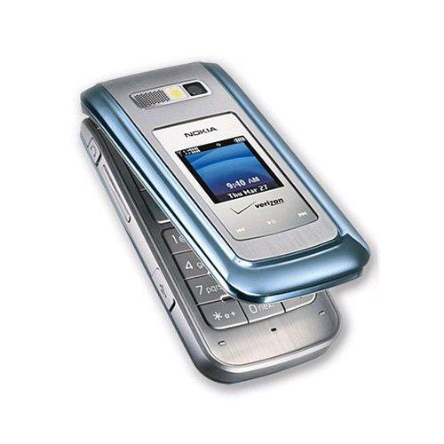 Verizon NOK6205MOK Nokia 6205 Replica Dummy PhoneToy Phone Blue