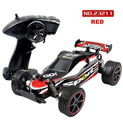 Hot Sale Car ToysCanserin 1:20 24GHZ 2WD Radio Remote Control Sports Car Toys Off Road RC RTR Mini Racing Car Truck Toys RD