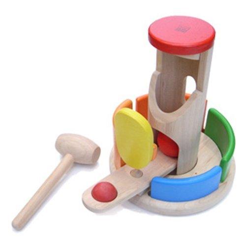 Plan Toys - Tower Pounding by Plan Toys