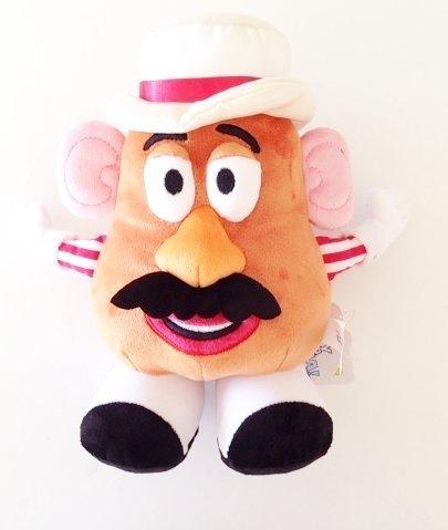 Toy Story Mr Potato Head plush toy Tokyo Disney Resort limited japan import