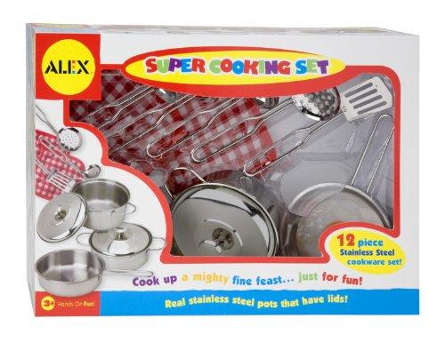 ALEX Toys Super Cooking Set
