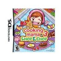Cooking Mama 3 Shop Chop - Nintendo DS
