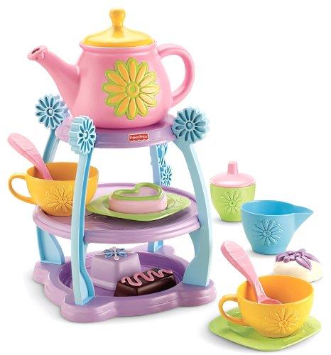 Fisher-Price Servin Surprises Tea Party Set