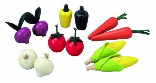 Plan Toy Vegetable Set by PlanToys