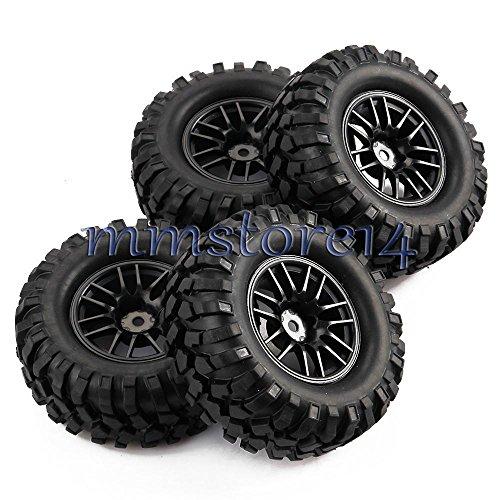 Sangdo 110 Buggy Climbing Rock Crawler Car RC Wheel Rim and 19 Inch 96 mm Tyre Tires