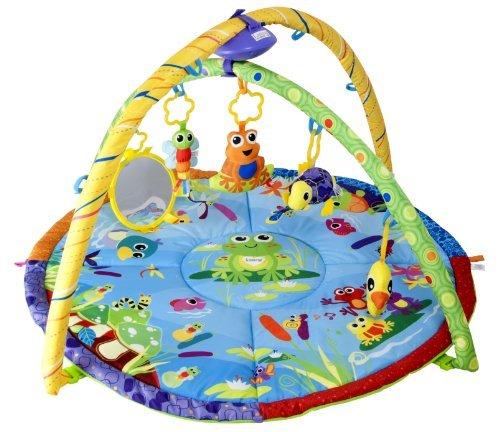 Lamaze Pond Symphony Motion Play Gym Bundle Toys