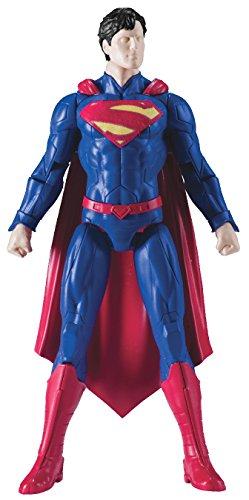 SpruKits DC Comics New 52 Superman Action Figure Model Kit Level 1