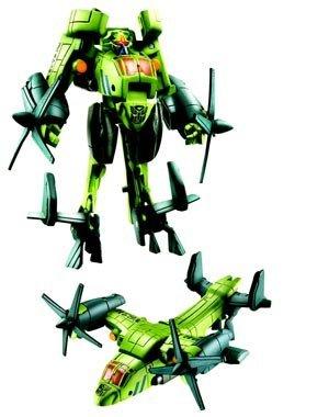 Transformers 2 Revenge of the Fallen Movie Hasbro Legends Mini Action Figure Autobot Springer Dual Blade Helicopter
