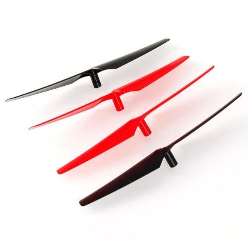 Water Wood amtonseeshop New 4 X Main Blades for Wltoys V929 V949 V959 V969 V979 Rc Beetle UFO Helicopter