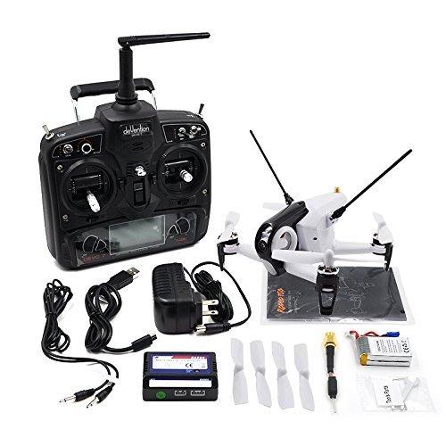 Walkera Rodeo 150 Devo7 Remote Control Racing Drone RTF 58G FPV Mini Drone with Camera 600TVL by Walkera