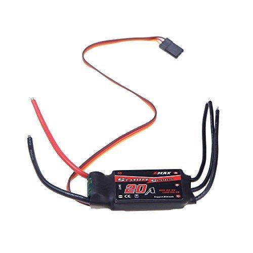 RipaFireEMAX Simon Series 20A ESC Speed Controller SimonK Firmware For Multirotor Quadcopter