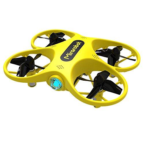 Goolsky Mirarobot S60 FPV 58G 600TVL 25mW Coreless Tiny Micro Indoor RC Racing Quadcopter RTF