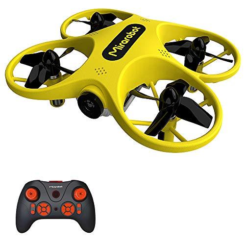 Mobiliarbus Mirarobot S60 RC Drone FPV 58G 600TVL 25mW Coreless Tiny Micro Indoor RC Racing Quadcopter RTF