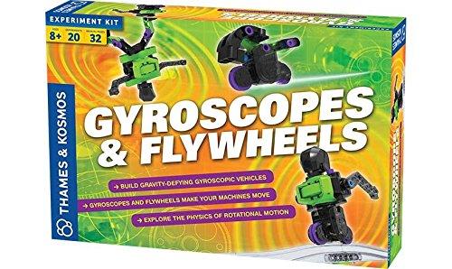 Thames Kosmos Gyroscopes Flywheels Science Kit