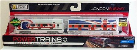 Power Train Motorized Train Engine Set Wave 2 - London Subway