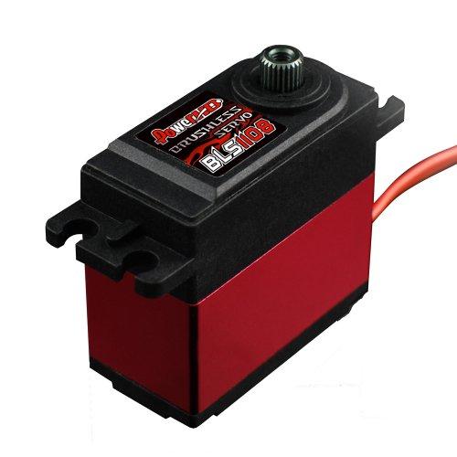 Power HD BLS-1108 Titanium Gear Brushless RC High Torque Standard Servo