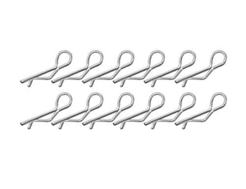 KELIWOW 12pcs R Pin for RC Cars 1 dozen