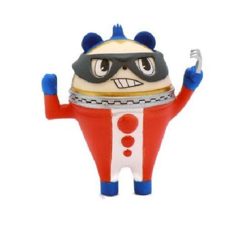 Persona 4 The ULTIMATE in MAYONAKA ARENA Korekupi Pin Jack Mascot Mask de Kuma Anime PVC Figure by Animewild