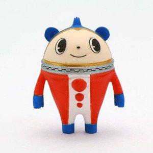 Persona 4 The ULTIMATE in MAYONAKA ARENA Korekupi Pin Jack Mascot Smile Kuma Anime PVC Figure by Animewild
