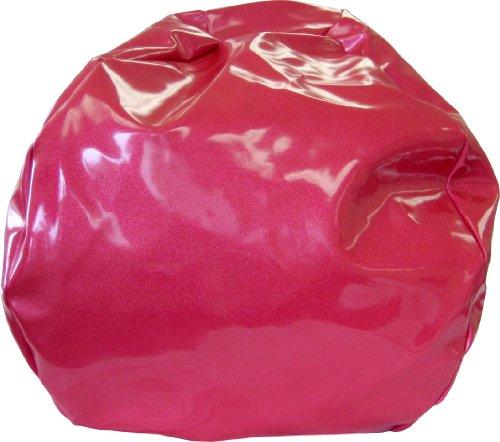 Gold Medal 30010510104 Medium Sparkle Vinyl Beanbag Tween Size Pink