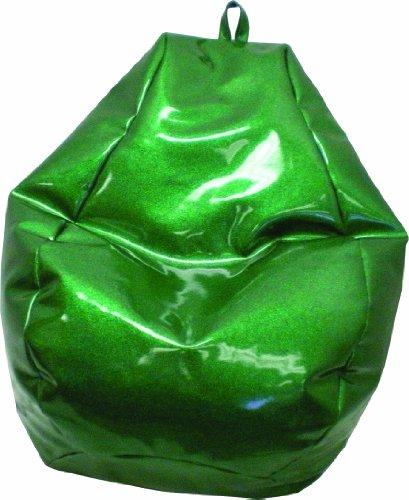 Gold Medal 30010510109 Medium Sparkle Vinyl Beanbag Tween Size Green