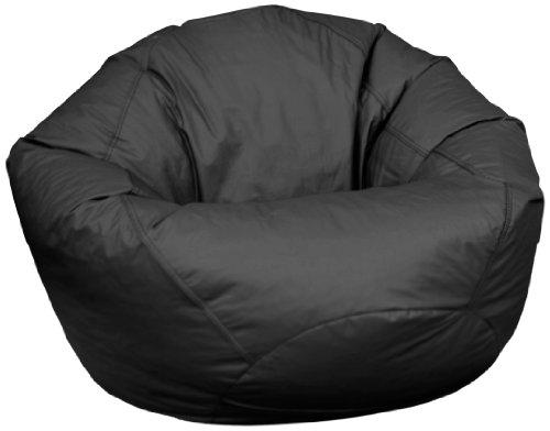 American Furniture Alliance Fun Factory Classic Bean Bag Large Black