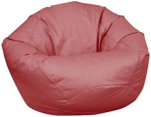 American Furniture Alliance Fun Factory Classic Bean Bag Medium Burgundy