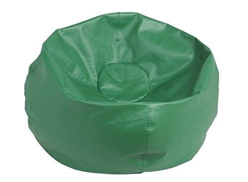 ECR4Kids Classic Bean Bag Chair Junior 26 Green by ECR4Kids