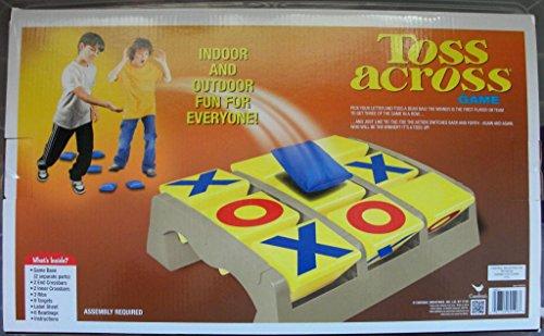 TOSS ACROSS The Classic Bean Bag Toss Childrens Game
