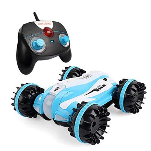 Mopoq Remote Control Car Amphibious Tank Car Buggy Racing Car Remote Control Car Children Toy Boy