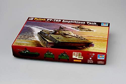 Trumpeter PT-76B Amphibious Tank