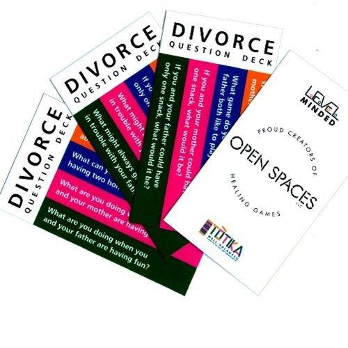 Totika Divorce Card Set Game