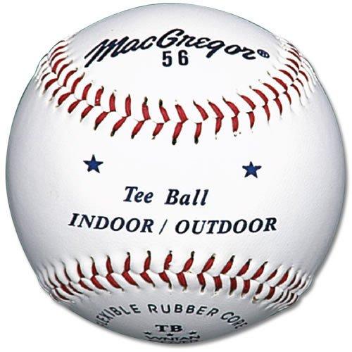 MacGregor 56 Official Tee Balls One Dozen
