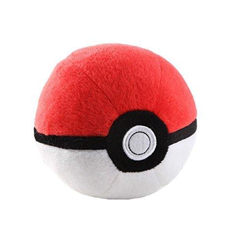 T-Queen Pokemon Go Pokeball 5 Poke Ball Stuffed Plush by T-Queen