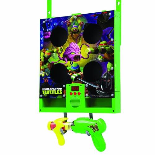 Teenage Mutant Ninja Turtles T-Blaster Game Ball Blaster