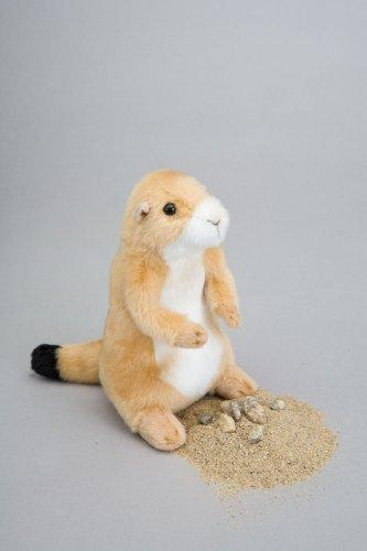 Digger Prairie Dog Plush Toy 7 H by Douglas Cuddle Toys