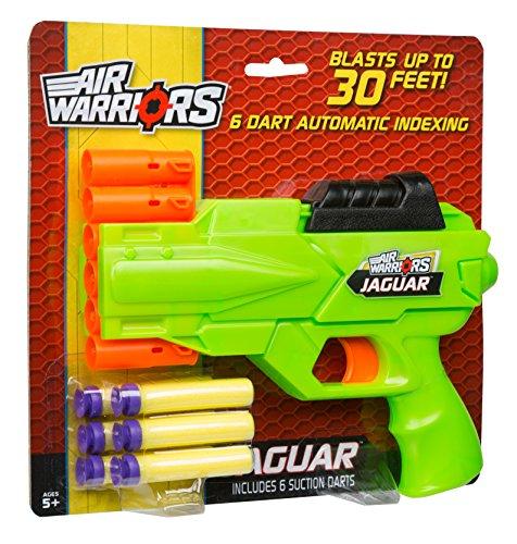 Buzz Bee Toys Air Warriors Jaguar Blaster