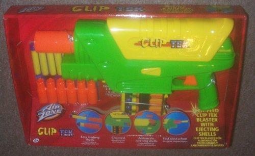 Buzz Bee Toys - Clip Tek Foam Blaster
