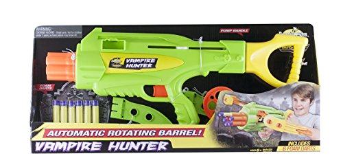 Buzz Bee Toys Vampire Hunter Crossbow Blaster