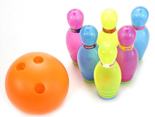 Fun Kids Toy Bowling Set