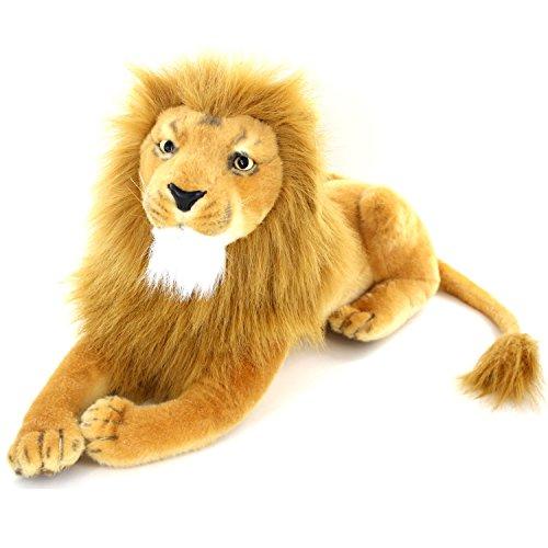 JESONN Stuffed Animals Toys Lion Plush 275 Inches