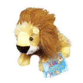 Webkinz Cares Lil Kinz Lion Toy