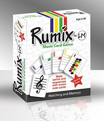 L&M Rumix Music Card Game