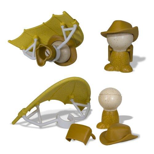 Sprig Toys Chuck Boomers Glider Patrol Adventure