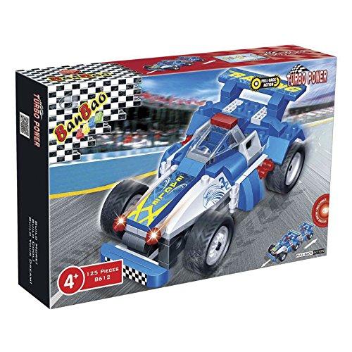 BanBao Eagle Toy Building Set 125-Piece