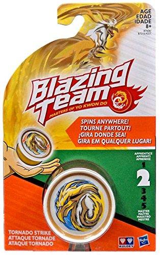 Blazing Team Tornado Strike Eagle Toy