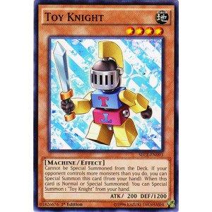 Yu-Gi-Oh - Toy Knight SECE-EN093 - Secrets of Eternity - 1st Edition - Common