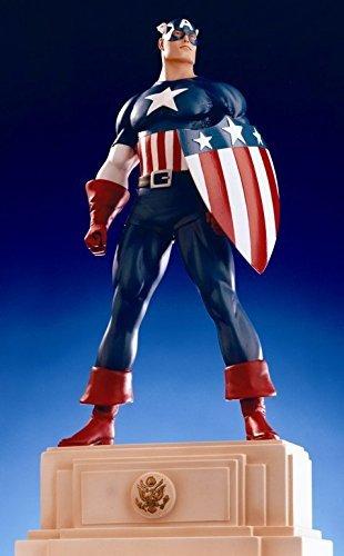 Classic Captain America Statue by Bowen Designs by Bowen Designs