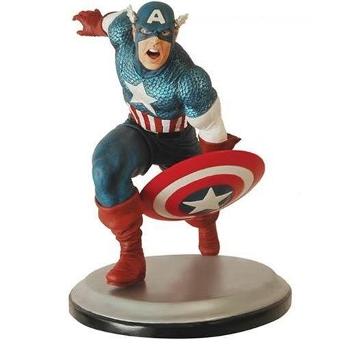 Marvel Milestones 2008 Captain America Statue