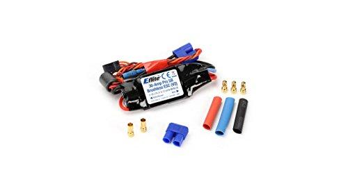 E-flite 30-Amp Pro Switch-Mode BEC Brushless ESC V2